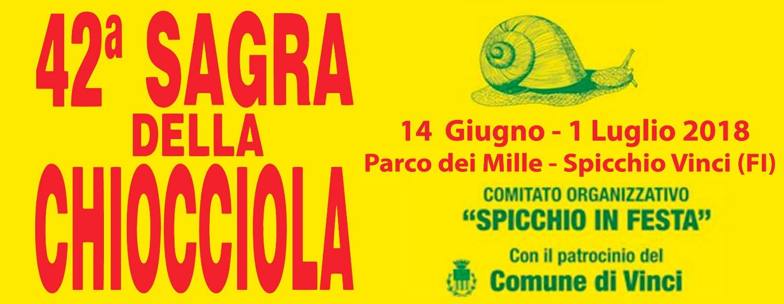 42^ SAGRA DELLA CHIOCCIOLA